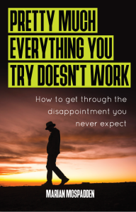 Almost Everything You Try Doesn't Work book cover image